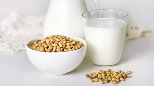 Manfaat Susu Soya untuk Bayi