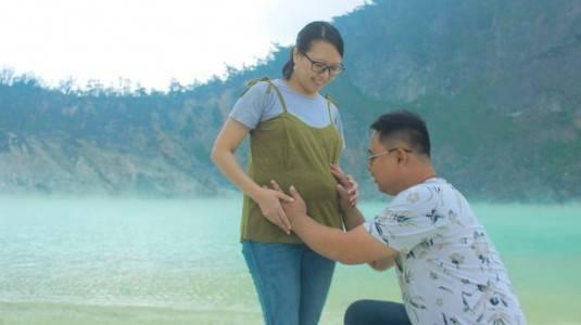Ceritaku Menghadapi Kista di Awal Kehamilan