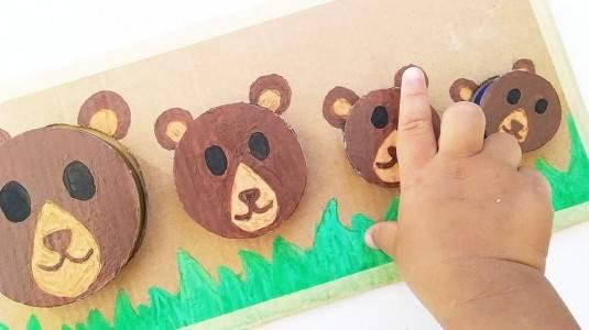 Mengenalkan Konsep Besar Kecil pada Anak dengan Permainan Sederhana