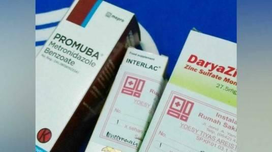 Review Interlac: Probiotic Oil Drop 5 ml