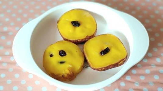 Resep Snack: Kue Lumpur Labu Kuning