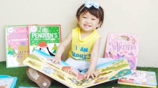 Buku-Buku Pertama untuk Babyku