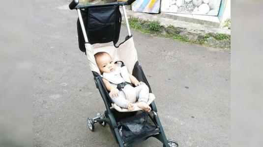 Tips Sederhana Merawat Stroller ala Mom Rae