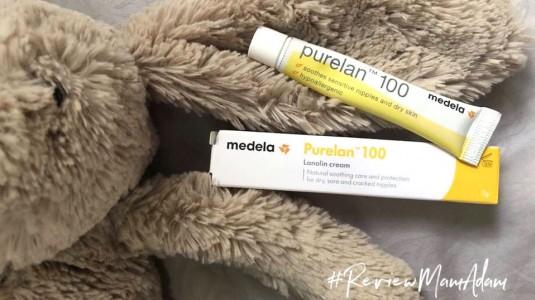 Review Pakai Medela Purelan for Cracking Nipple