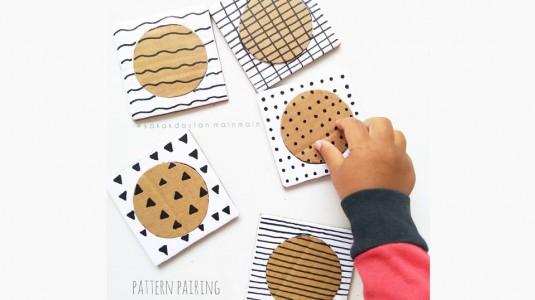 Ide Bermain Anak - Pattern Pairing