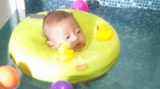 Pengalaman Pertama Baby Spa Rubi. Apa sih Manfaatnya?