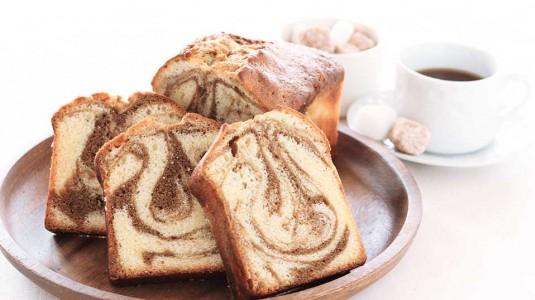 Resep Bolu Jadul: Marmer Cake untuk Camilan si Kecil