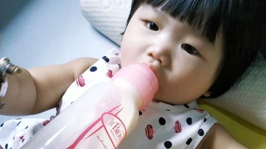 Botol susu Dr. Brown's, Penyelamat Ketika Carine Kolik