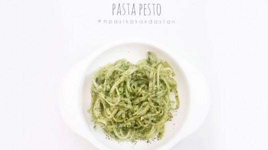 Resep MPASI Pasta Pesto (12m+)