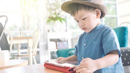 Perlukah Gadget untuk Anak?