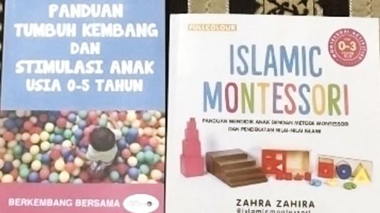 Rekomendasi Buku Tumbuh Kembang Anak
