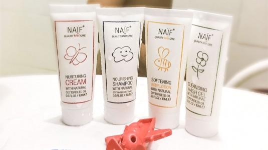 Review Naif Mini Set by Mom Zurrahmi