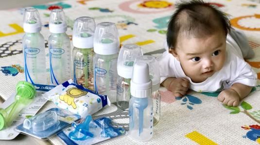 Kenapa Harus Pilih Botol Susu Dr. Brown's dan Dr. Brown's Baby Wipes?