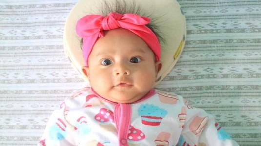 Mencegah Kepala Peyang atau Kepala Datar pada Bayi