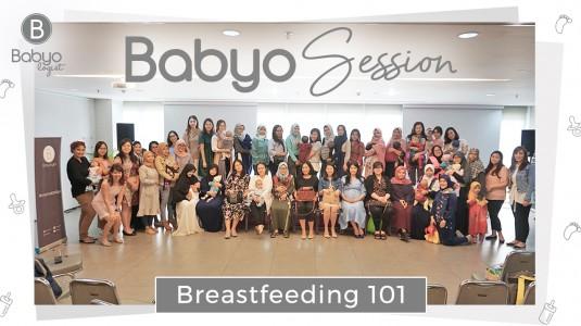 Babyo Session: Breastfeeding 101 with Ricka Puspita