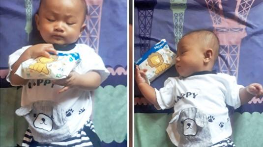 Jangan Salah Pliih Botol Susu dan Tisu Basah untuk si Kecil