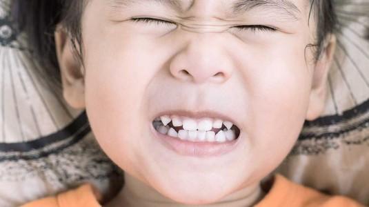 8 Alasan Mengapa si Kecil Suka Menggigit
