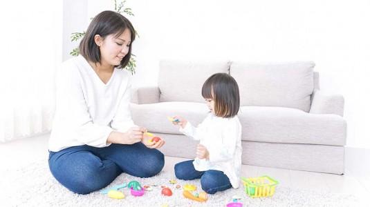 Undangan Bermain: Yuk Moms Luangkan Waktumu untuk si Kecil!