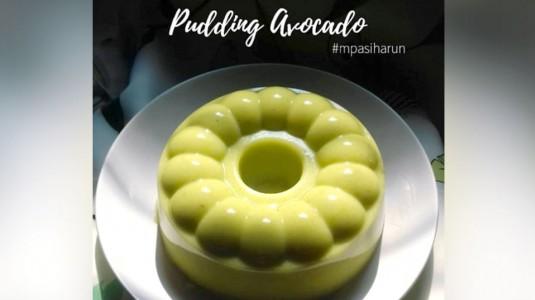 Pudding Avocado