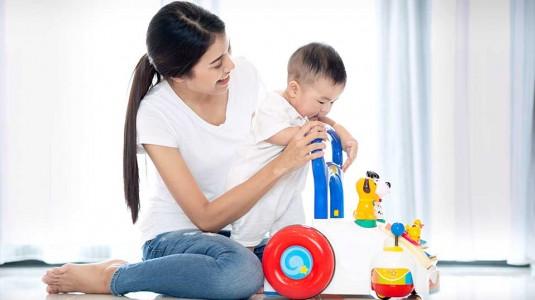 Stimulasi Agar Anak Cepat Berjalan