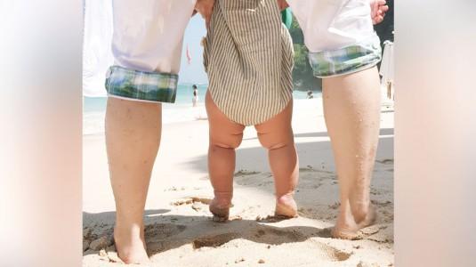 Travelling Dengan Bayi Worth It?