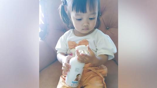 Acquassimo Sanitizer: Pembersih Anti Ribet Pilihanku