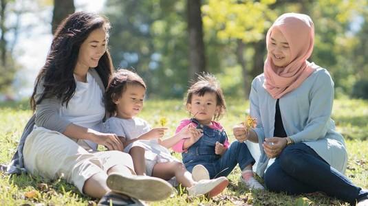 Manfaat Playdate bagi Moms & si Kecil