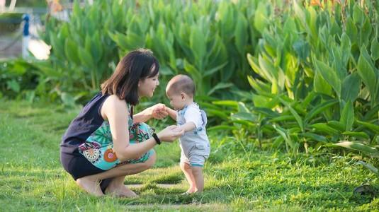 Tips Memotivasi si Kecil untuk Berjalan