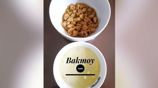 Resep Bakmoy Ayam Sederhana