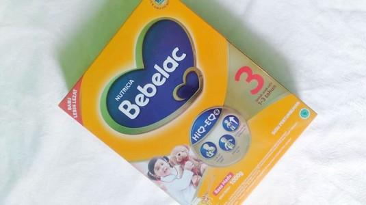 Review Sufor Bebelac 3 Nutricia