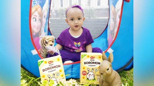 Monde Boromon, Cookies Camilan Bebas Gluten