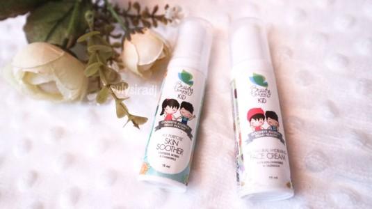 Beauty Barn Face Cream & Skin Soother: Solusi Untuk Ruam & Luka Gores Pada Bayi