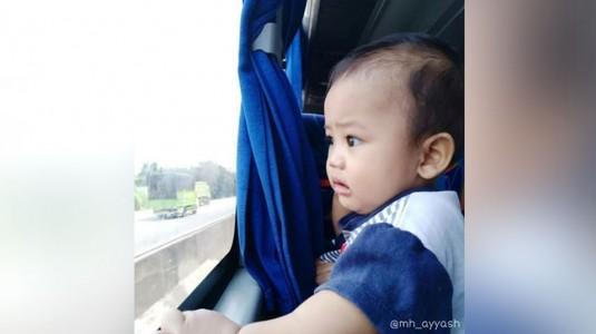 Travelling Berdua Sama Bayi Naik Bis? Ga Usah Khawatir