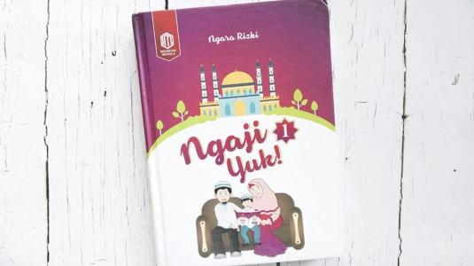 Review Iqra Balita - Ngaji Yuk Jilid 1
