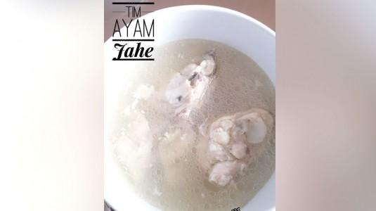 Resep Tim Ayam Jahe
