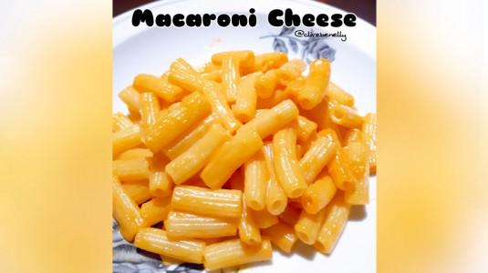 Resep Macaroni Cheese