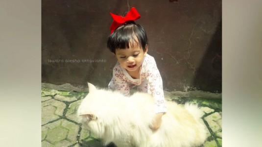 Manfaat Mengenalkan Hewan Peliharaan pada Bayi