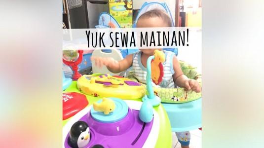 Review Sewa Mainan di Babyloania: Solusi Mudah dan Murah untuk Mainan si Kecil