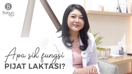 Fungsi Pijat Laktasi by dr. Dina Oktaviani, M. Biomed (AAM)