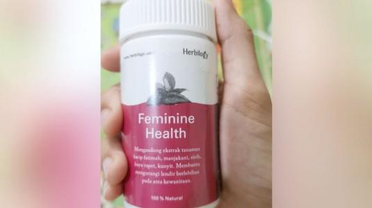 Review: Herbilogy Feminine Health