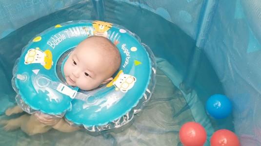 DIY Baby Spa