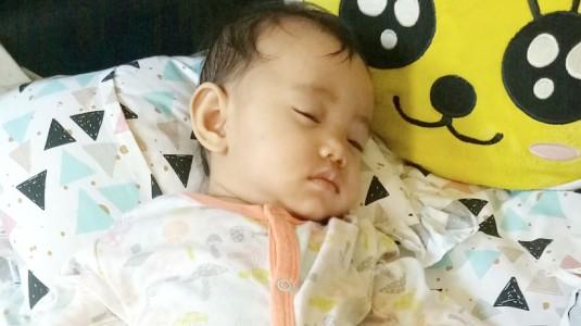 Kolik dan Kualitas Tidur si Kecil