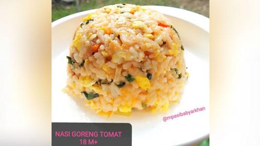 Nasi Goreng Tomat (18M+)