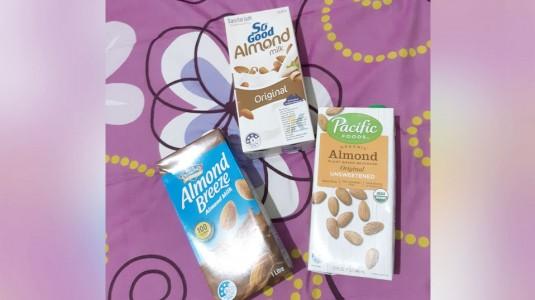 Almond Milk: Solusi Lain Booster ASI