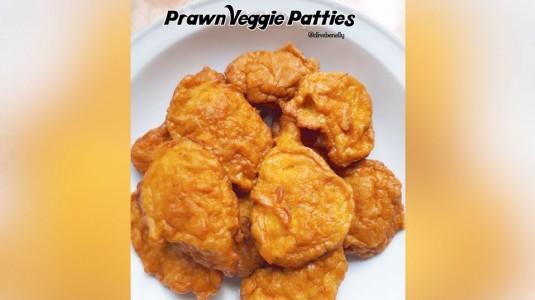 Resep Prawn Veggie Patties