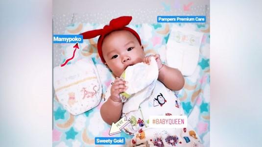 Pampers for Newborn, Mana Ya yang Bagus?