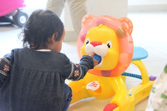 Banyaknya Manfaat Permainan Melatih Motorik Bagi Anak