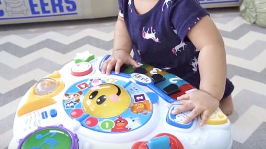 Pentingnya Permainan Motorik untuk Tumbuh Kembang Anak