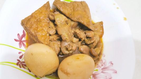 Resep Daging Kecap untuk si Kecil
