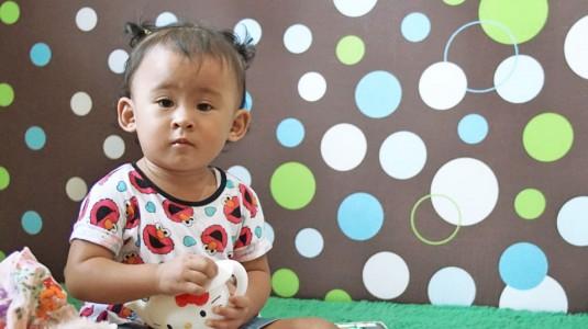 5 Mainan yang Berfungsi Melatih Motorik Kasar pada Bayi